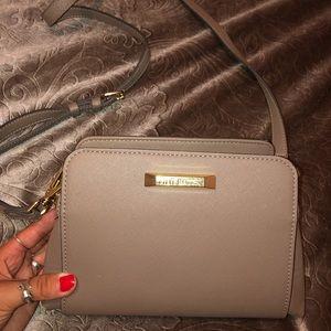 Taupe Steve Madden handbag
